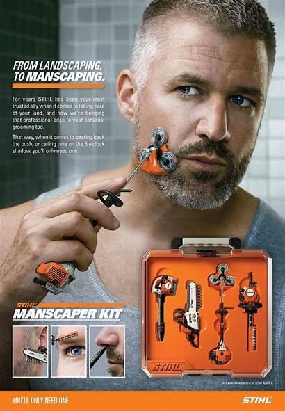 Tool Looks Manscape Worklad