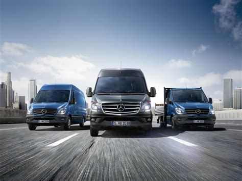 mercedes benz sprinter news  information