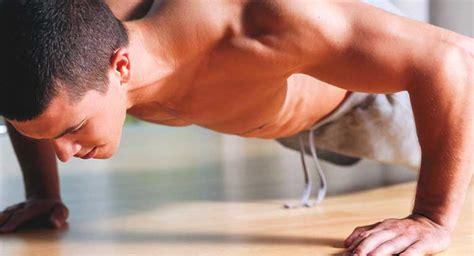 chest exercises  men