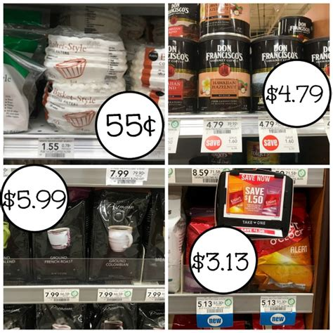 We're a team with loads of game knowledge and expertise. Lots Of Coffee Deals At Publix - Filters As Low As 55¢!