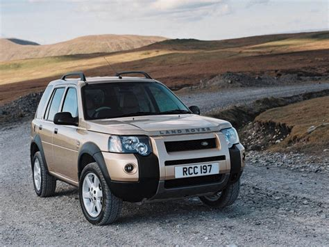 2005 Land Rover Freelander Review Top Speed