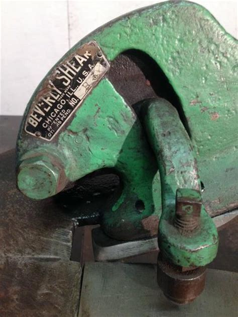 photo index beverly manufacturing    metal shear