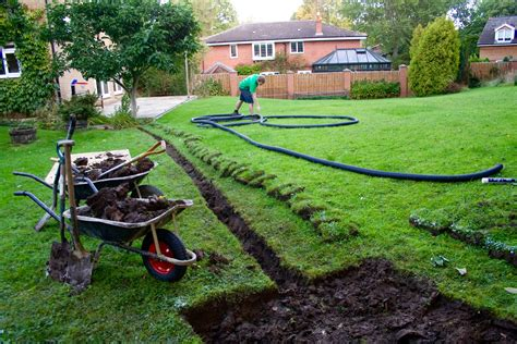 Garden Solutions by Garden Drainage Solutions Stockton Green Landscaping