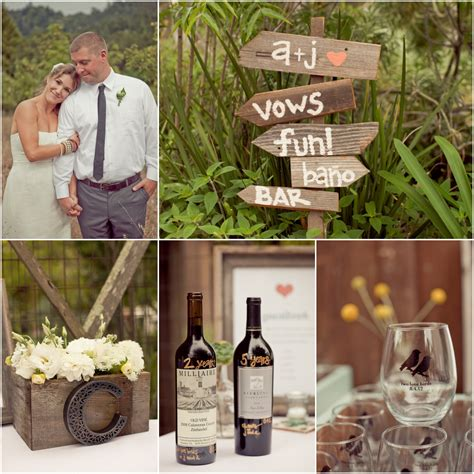 ranch style rustic wedding rustic wedding chic