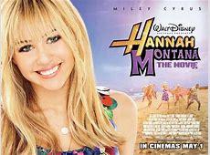 Hannah Montana The Movie 2009 Poster #1 Trailer Addict