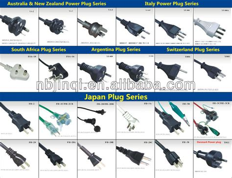 Euro Power Cord To Iec 320 C13 Straight