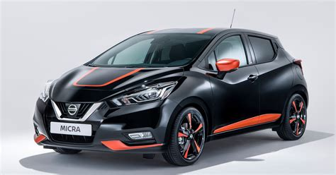 Nissan March Bose Personal Edition debuts in Geneva Image ...