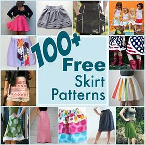 100+ Free Skirt Patterns