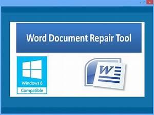 Word document repair tool full windows 7 screenshot for Word documents repair tool