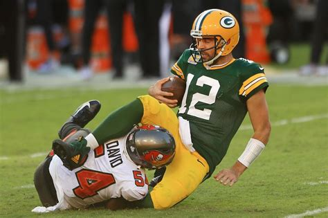 Despite Tampa Loss Green Bay Packers 111 Odds To Win