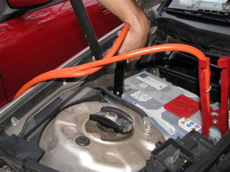 How To Jump Start Your Car Battery