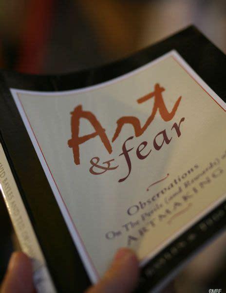 book review art  fear