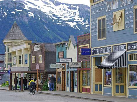 travel alaska skagway traveler and vacation information