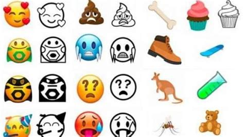 llegar 225 n a whatsapp nuevos emojis en 2018 el diario de yucat 225 n