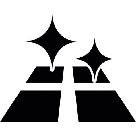 Clean floor slhouette Icons   Free Download