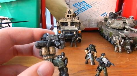 custom ghosts squad call  duty mega bloks thessmotion