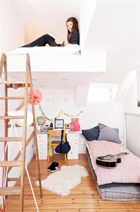 kid loft bed low beds mommo design