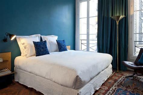 id馥 tapisserie chambre adulte peinture bleu chambre adulte chaios com