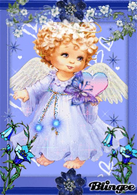 blue angel baby picture  blingeecom