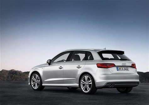 Audi Sportback Line Image