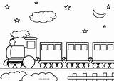 Train Coloring Pages Printable Track Trains Sheets Preschool Template Cool2bkids Sheet Easy Boys sketch template
