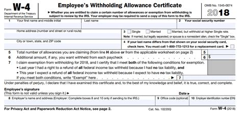 employer w 2 form printable w 2 vs w 4 what s the difference when to use them 2018