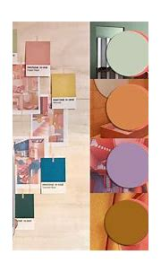 COLOR TRENDS 2020 starting from Pantone 2019 Living Coral ...