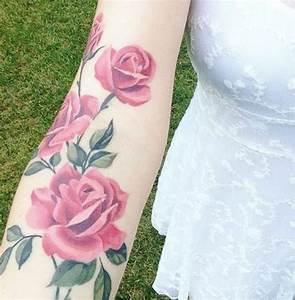 Gelb Rote Rosen Bedeutung : rosen tattoo designs mit bedeutungen 30 ideen ~ Whattoseeinmadrid.com Haus und Dekorationen