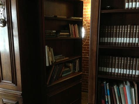 Passage Bookcase by A Glimpse Inside My Illusion Week 10 The Illusion Of
