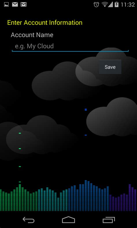 does android a cloud tocando m 250 sica na nuvem direto do android cloud around
