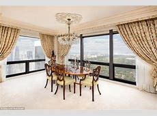 Donald Trump and Michael Jackson's former apartment on the