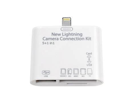jual beli  lightning camera connection kitreader
