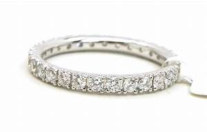 Eternity wedding ring minimalist navokalcom for Eternity wedding rings