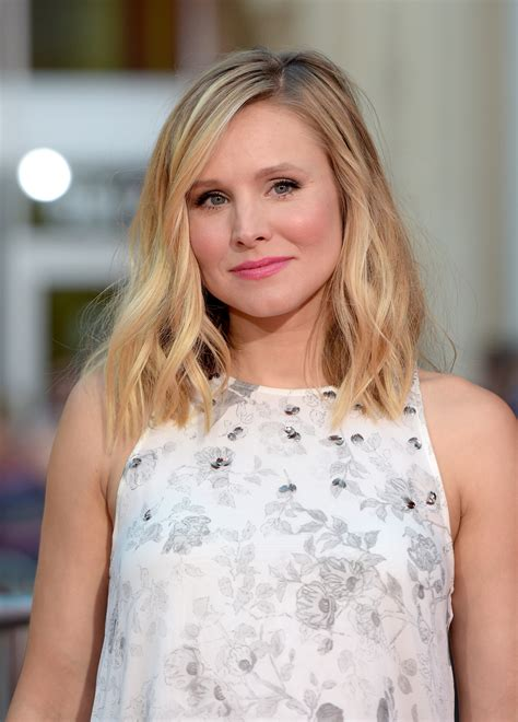 Like Kristen Bell, I Also Suffer From Depression And Anxiety