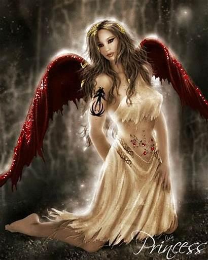 Gothic Princess Angel Fantasy Myniceprofile Tweet