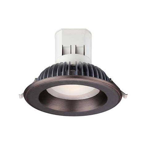 can light electric 6 in soft white recessed led can disk Led