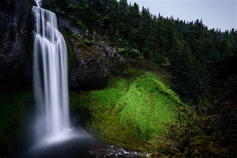 photography, Waterfall, Landscape Wallpapers HD / Desktop ...
