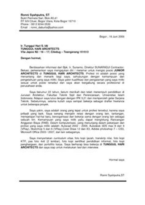 Surat Lamaran Kejaksaan by Contoh Surat Lamaran Kerja Guru Tk Dalam Bahasa Inggris