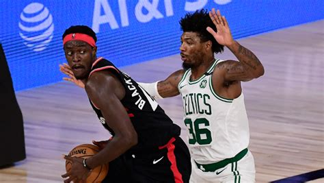 Three Takeaways As The Raptors Drew Level With The Celtics ...