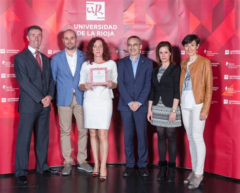 La Universidad De La Rioja Premia A Kupsa Coatings