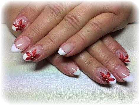 rote nägel mit steinchen rote n 228 gel f 252 223 e mit nagellack gel nageldesign 2019