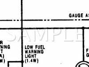 Repair Diagrams For 1991 Acura Integra Engine