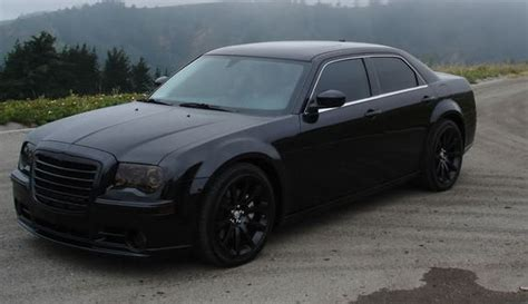 Chrysler 300 Murdered Out by Murdered Out Chrysler 300 Murdered Cars