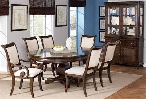 harris oval dining room set  coaster