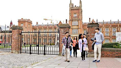 queens university belfast scholarships  international