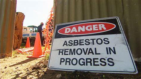 hospital asbestos woes abc northern tasmania