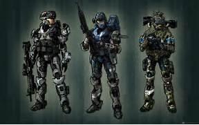 Spartan Halo Wallpaper...