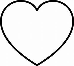 Black heart heart clipart black and white heart clip art ...
