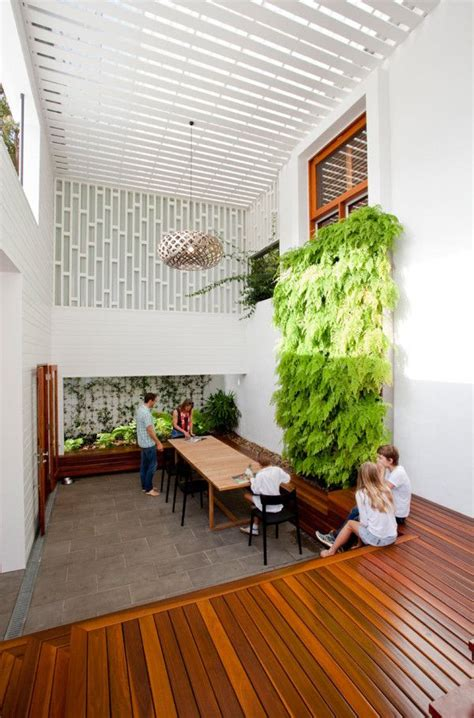 Vertical Garden Walls Bring Vibrant To A Contemporary Apartment Interior by 127 Best Images About Green Walls Vertical Gardens On