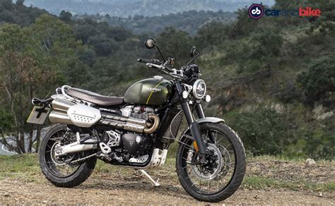 Modification Triumph Scrambler 1200 by Triumph Scrambler 1200 Xc Ride Review Ndtv Carandbike